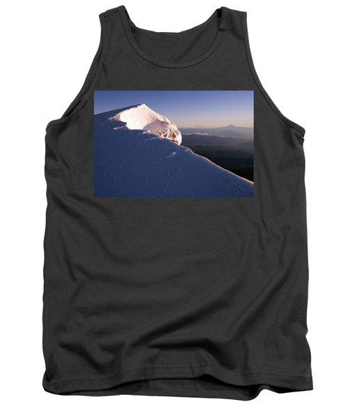 Mountain Landscape Tank Top