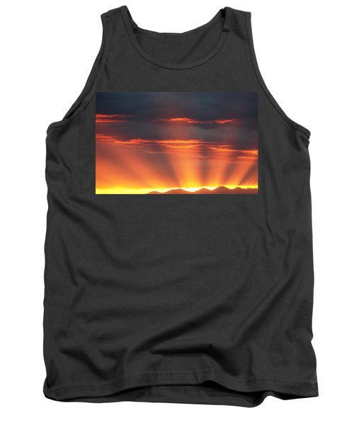 Mountain Rays Tank Top