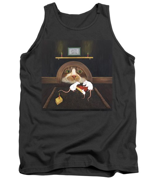Mouse House Tank Top