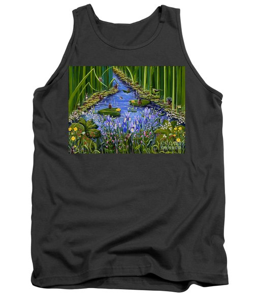Mouse Pad Tank Top