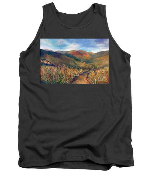 Mt. Diablo Hills Tank Top