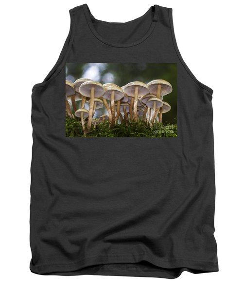 Mushroom Forest Tank Top