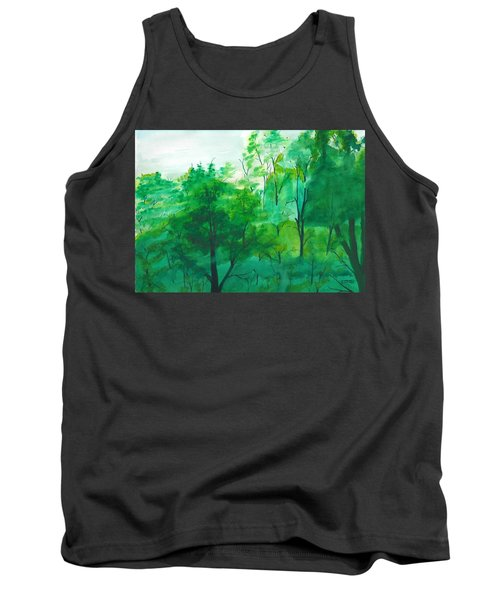 My Backyard Tank Top