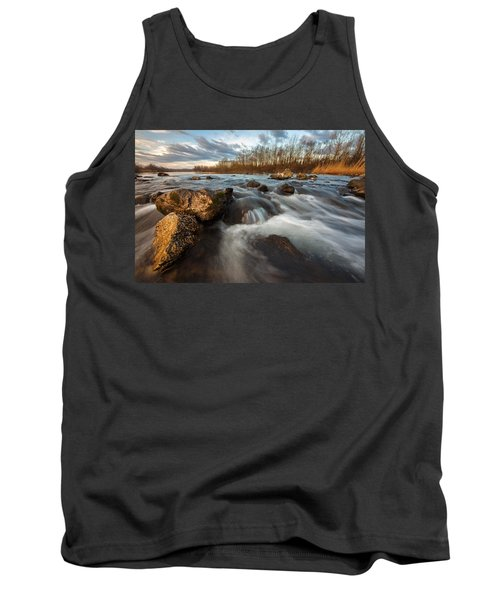 Tank Top featuring the photograph My Favorite Spot by Davorin Mance
