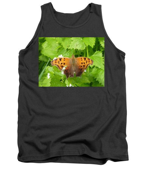 Tank Top featuring the photograph Mystery Lady by Lingfai Leung
