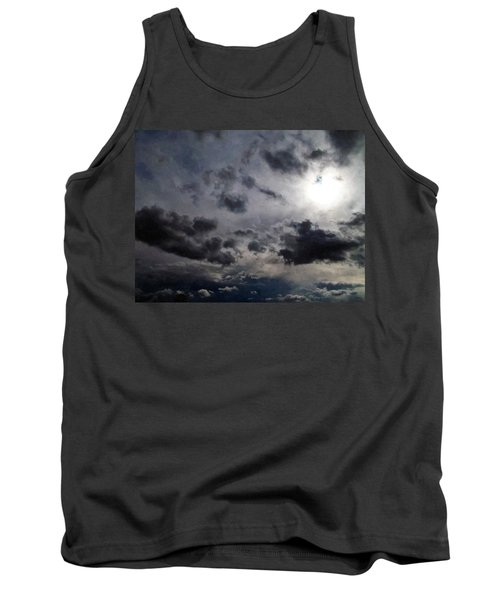 Mystery Of The Sky Tank Top