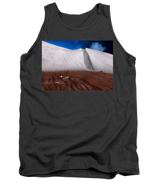 Nambung Desert Floor Tank Top