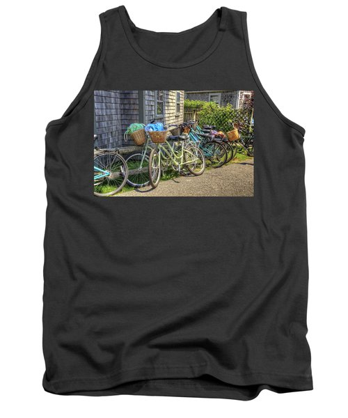Nantucket Bikes Tank Top