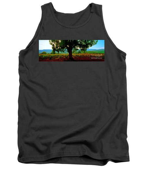 Napa Valley Winery Roadside Tank Top
