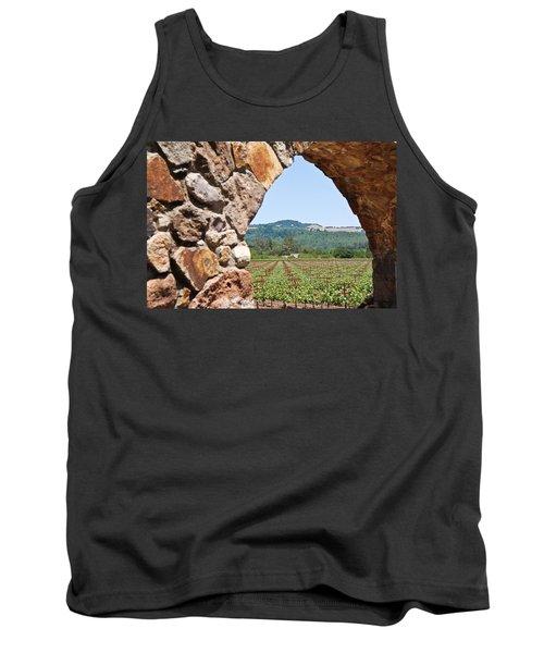 Napa Vineyard Tank Top