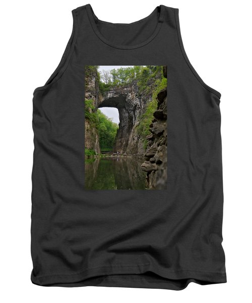 Natural Bridge Tank Top by Lawrence Boothby
