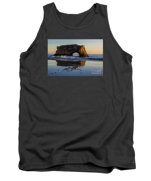 Natural Bridge Tank Top by Suzanne Luft