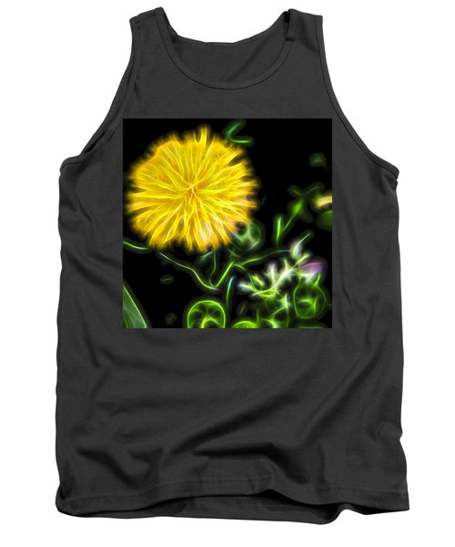 Natural Electric Beauty Tank Top
