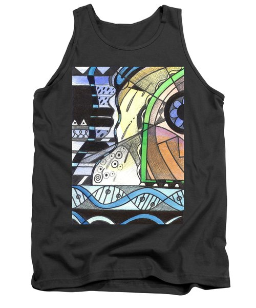 Nature And Nurture Tank Top