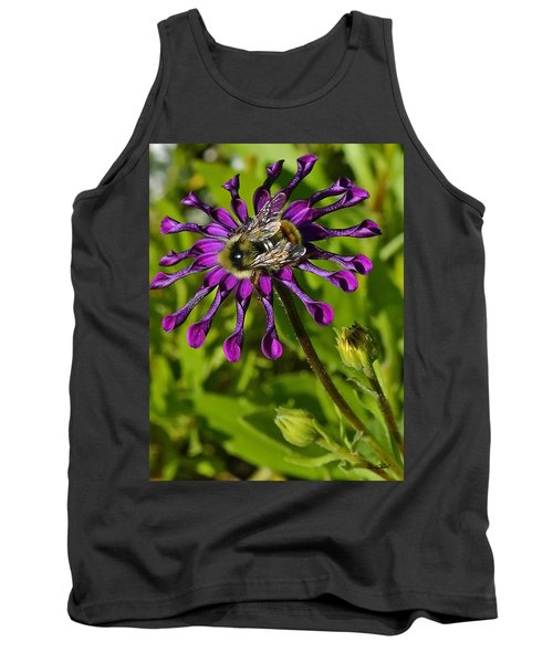 Nature At Work Tank Top