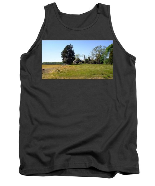 Nature Has Taken Over Tank Top
