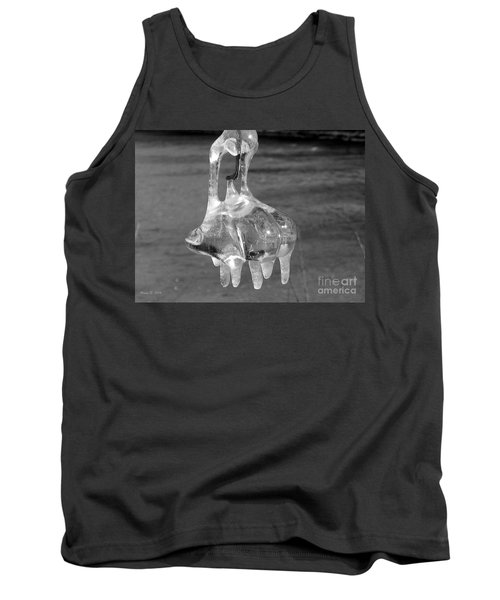 Tank Top featuring the photograph Nature's Ornament by Nina Silver
