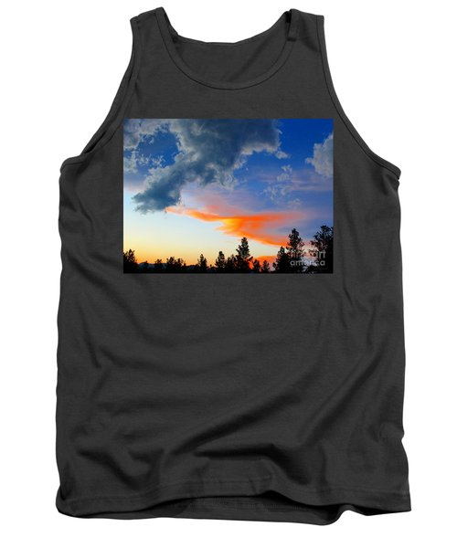 Tank Top featuring the photograph Nature's Palette by Barbara Chichester