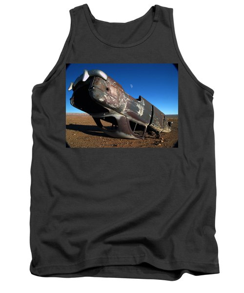 Tank Top featuring the photograph Navajo Reservation 10 by Jeff Brunton
