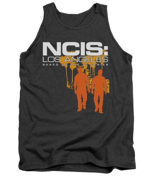Ncis:la - Slow Walk Tank Top