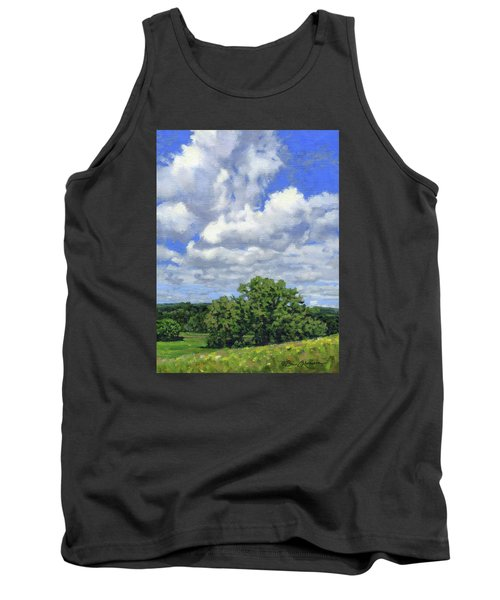 Nearly September Tank Top by Bruce Morrison