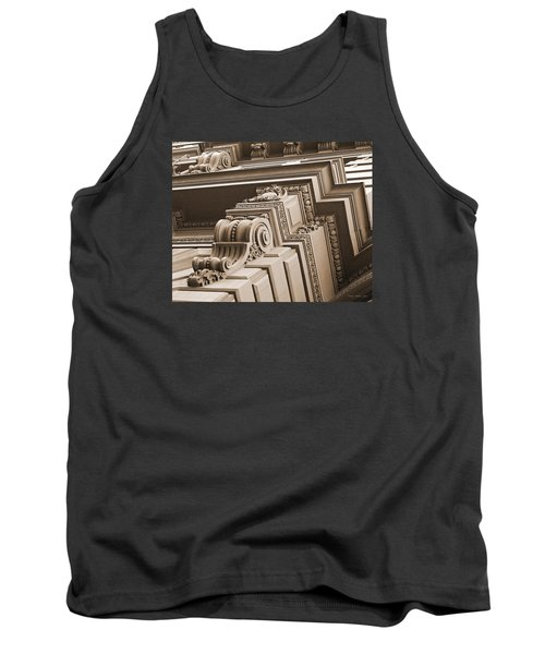 Neo-classical Architecture Tank Top