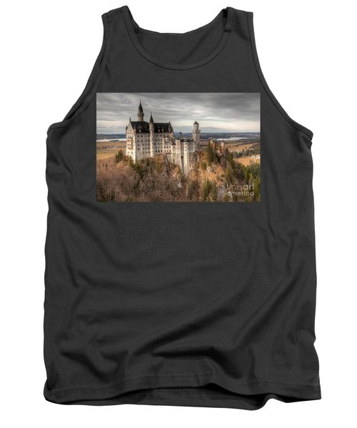 Neuschwanstein Castle Tank Top