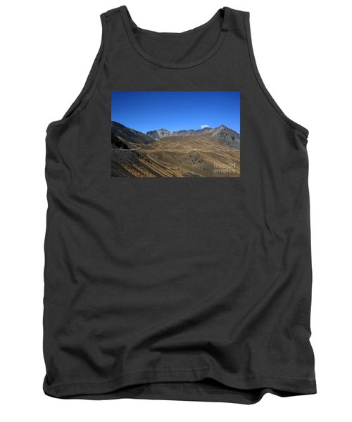 Nevado De Toluca Mexico Tank Top