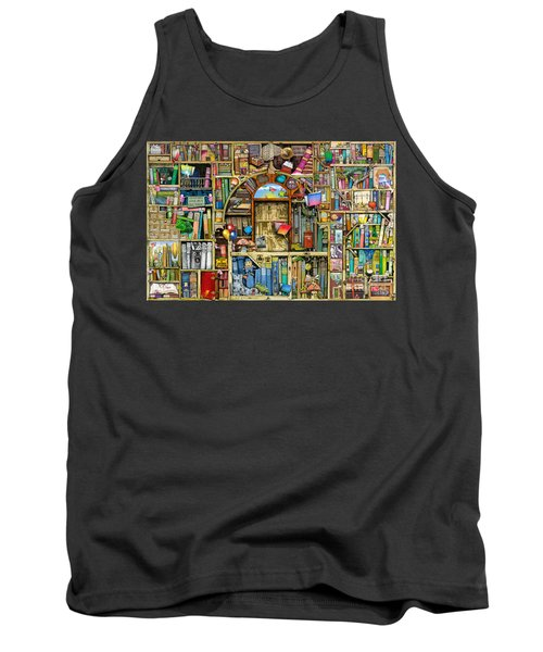 Neverending Stories Tank Top