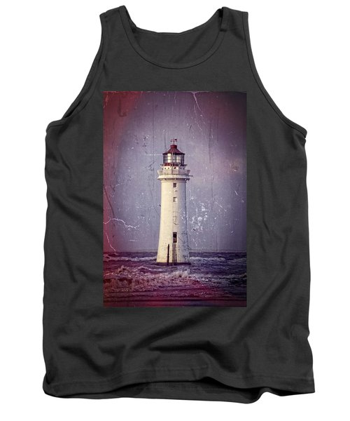 New Brighton Lighthouse Tank Top