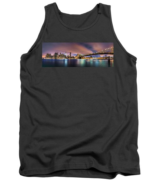 New Dawn Over New York Tank Top