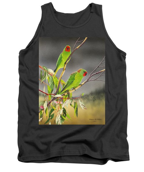 New Life - Little Lorikeets Tank Top