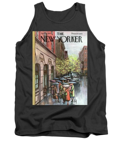 New Yorker April 21st, 1951 Tank Top
