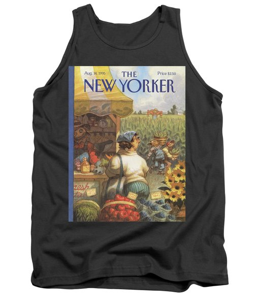 New Yorker August 14th, 1995 Tank Top