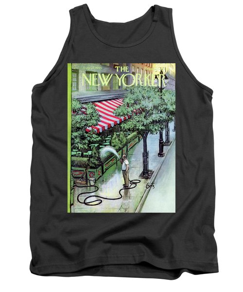 New Yorker August 27th, 1955 Tank Top