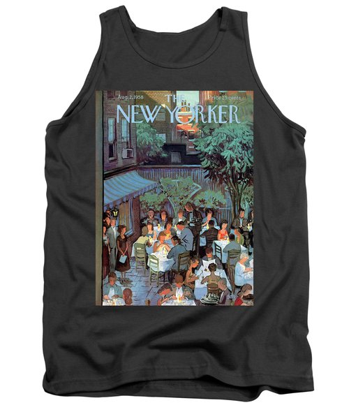New Yorker August 2nd, 1958 Tank Top