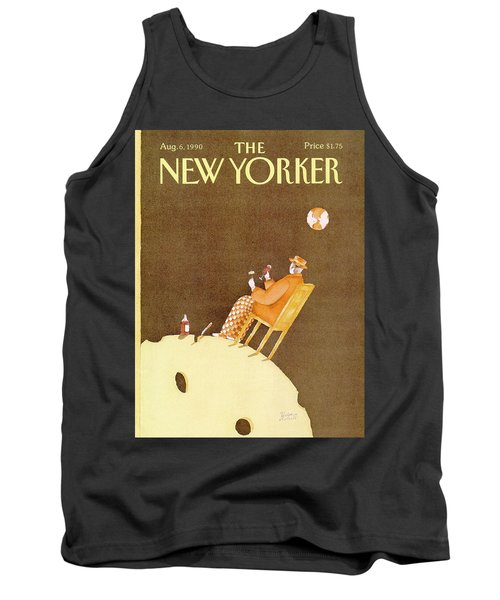 New Yorker August 6th, 1990 Tank Top
