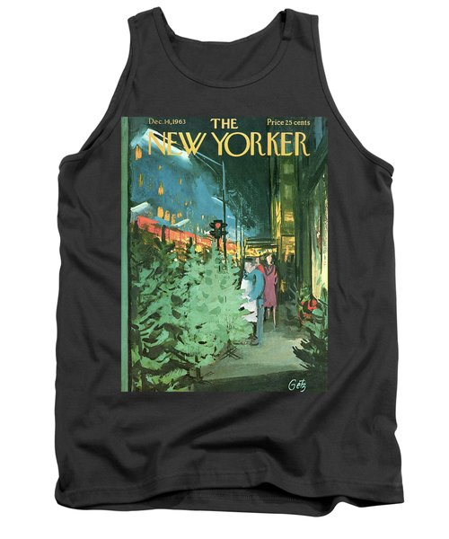 New Yorker December 14th, 1963 Tank Top