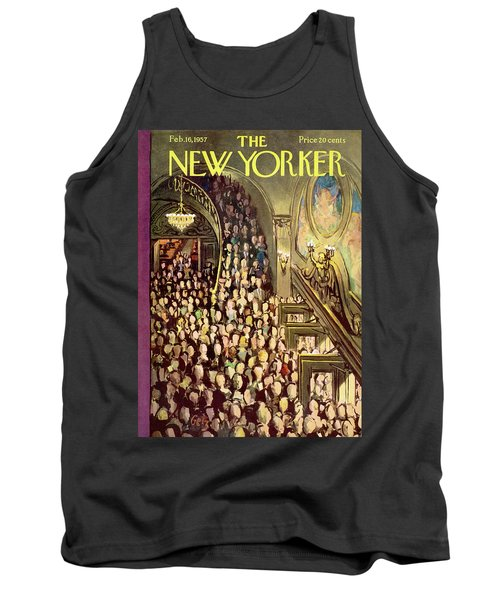 New Yorker February 16th, 1957 Tank Top