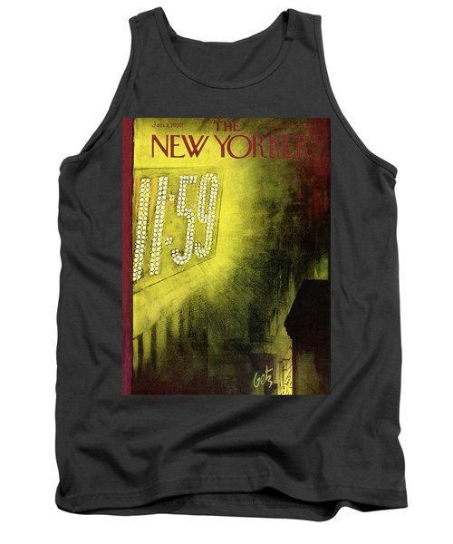 New Yorker January 1st, 1955 Tank Top