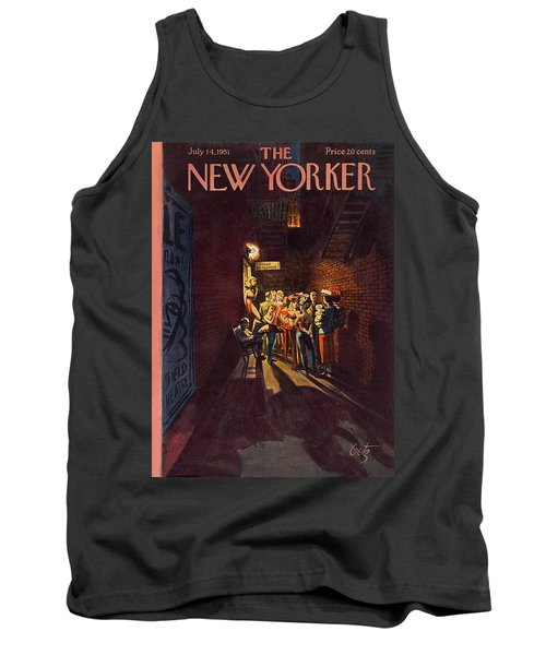 New Yorker July 14th, 1951 Tank Top