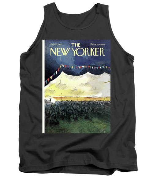 New Yorker July 25th, 1970 Tank Top
