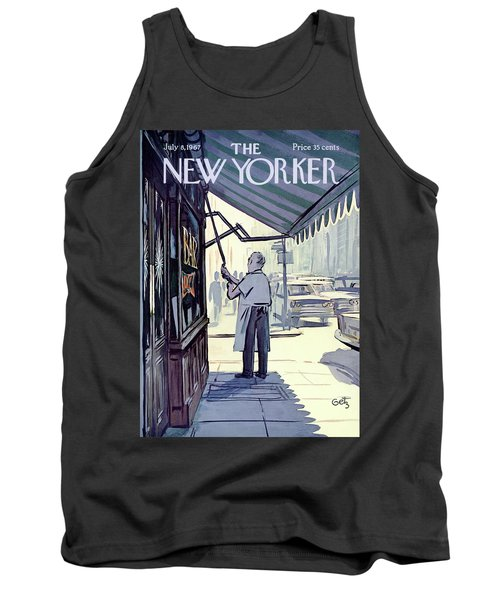 New Yorker July 8th, 1967 Tank Top