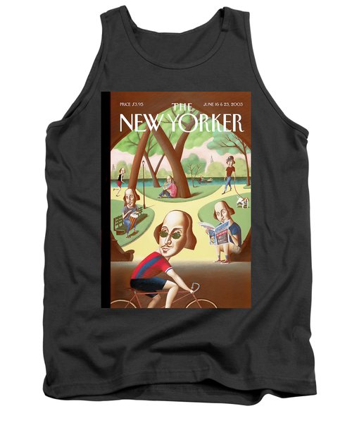 New Yorker June 16th, 2003 Tank Top