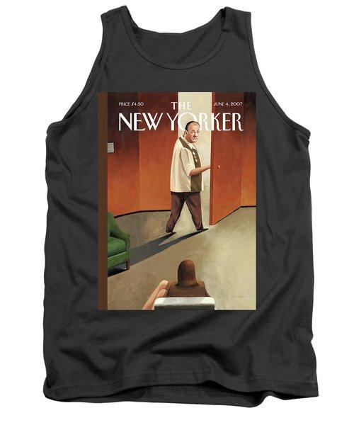 New Yorker June 4th, 2007 Tank Top