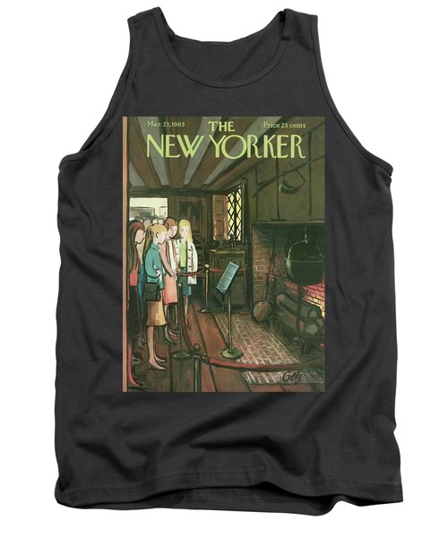 New Yorker March 23rd, 1963 Tank Top