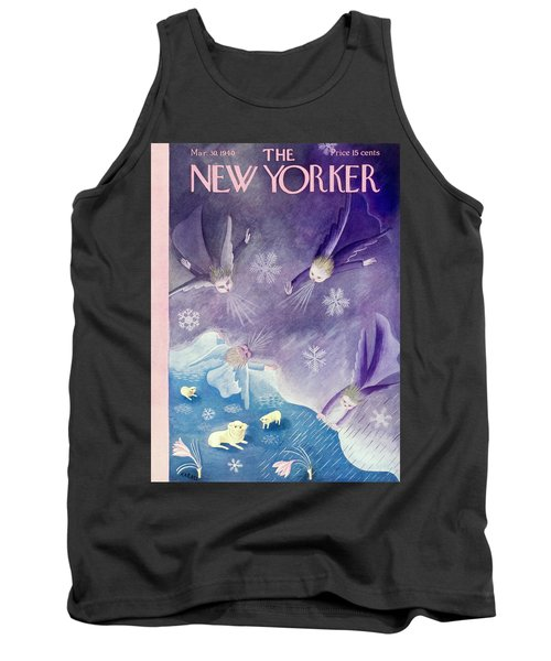 New Yorker March 30 1940 Tank Top