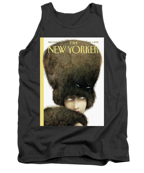 New Yorker March 4th, 2002 Tank Top
