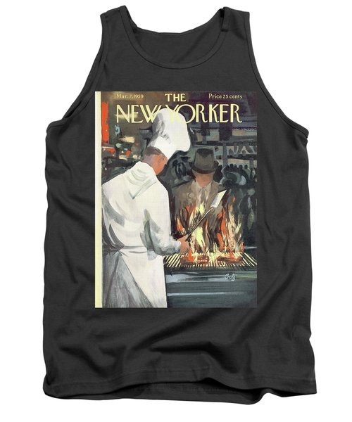 New Yorker March 7th, 1959 Tank Top