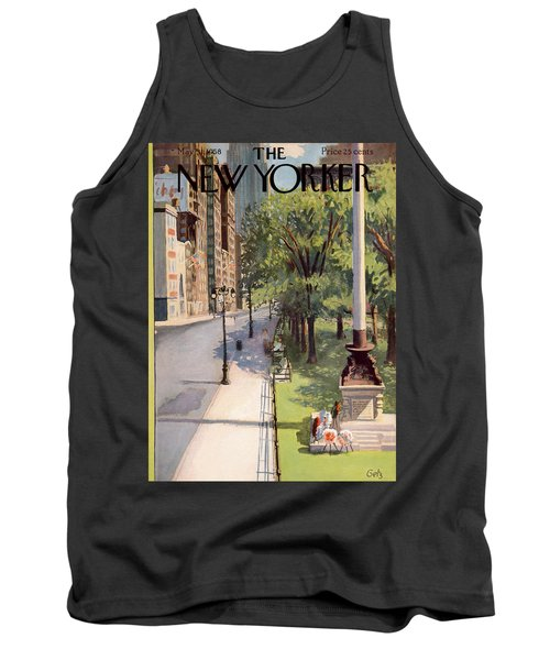 New Yorker May 31st, 1958 Tank Top